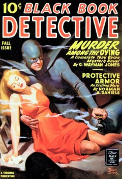 BLACK BOOK DETECTIVE - Fall 1945