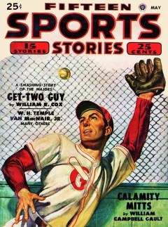 FIFTEEN SPORTS STORIES - May 1950