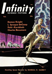 INFINITY SCIENCE FICTION - February 1956