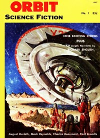 ORBIT SCIENCE FICTION - September 1953