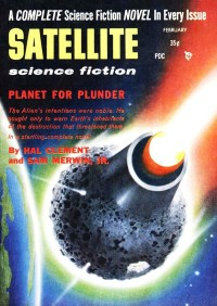 SATELLITE SCIENCE FICTION - February 1957