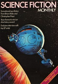 SCIENCE FICTION MONTHLY - February 1974