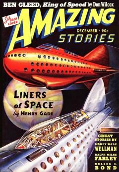 AMAZING STORIES - December 1939