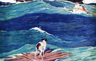 SEA STORIES - July 5, 1923