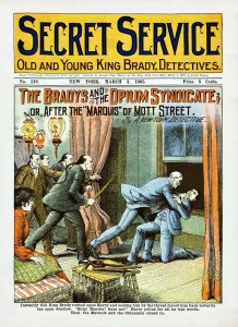 read SECRET SERVICE magazine