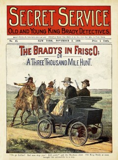 SECRET SERVICE - November 3, 1899