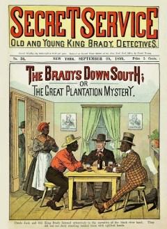 SECRET SERVICE - September 29, 1899
