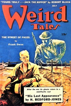 WEIRD TALES - July 1943