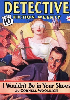 DETECTIVE FICTION WEEKLY - March 12, 1938