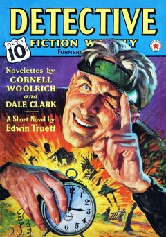 DETECTIVE FICTION WEEKLY - October 1, 1938