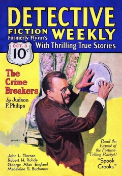 DETECTIVE FICTION WEEKLY - October 3, 1931