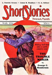 SHORT STORIES - March 25, 1928