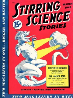 STIRRING SCIENCE STORIES - March 1942