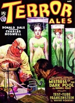 TERROR TALES - May 1940