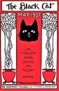 THE BLACK CAT - May 1907