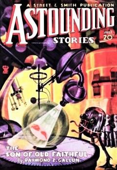 ASTOUNDING STORIES - July 1935