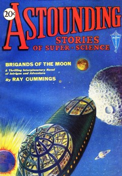 ASTOUNDING STORIES - March 1930