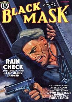 BLACK MASK - December 1941