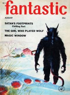 FANTASTIC - August 1958