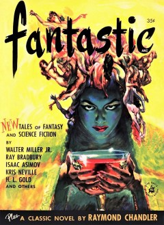 FANTASTIC - First issue, Summer 1952