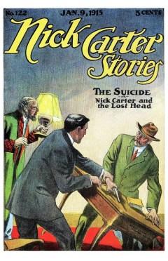NICK CARTER STORIES - January 9, 1915