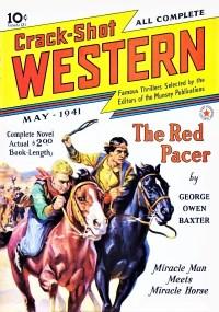 CRACK-SHOT WESTERN - May 1941