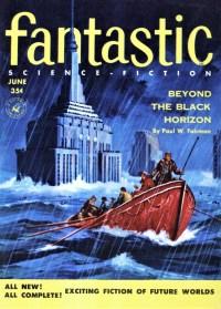 FANTASTIC SCIENCE FICTION - June 1955