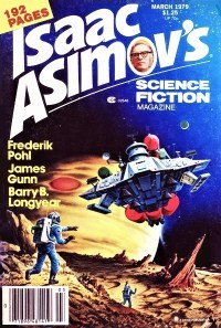 ISAAC ASIMOV'S SCIENCE FICTION MAGAZINE - March 1979