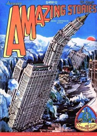 AMAZING STORIES - January 1929