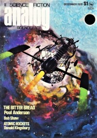 ANALOG SCIENCE FICTION - December 1975