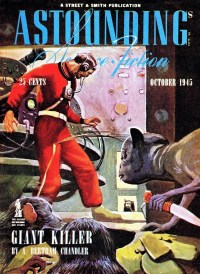 ASTOUNDING SCIENCE FICTION - October 1945