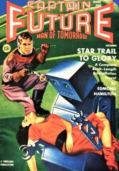 CAPTAIN FUTURE - Spring 1941