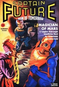 read CAPTAIN FUTURE free