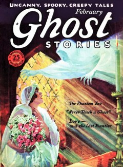 GHOST STORIES - February 1927