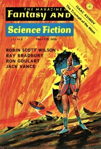 THE MAGAZINE OF FANTASY AND SCIENCE FICTION - June 1973