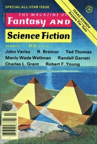 THE MAGAZINE OF FANTASY AND SCIENCE FICTION - March 1978