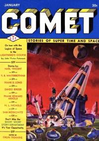 COMET - January 1941