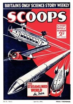 SCOOPS - April 21, 1934