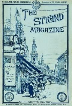 THE STRAND MAGAZINE - April 1893