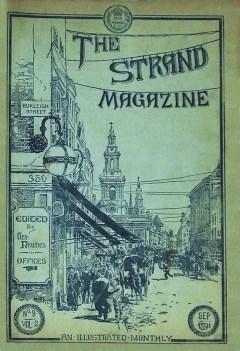 THE STRAND MAGAZINE - September 1891