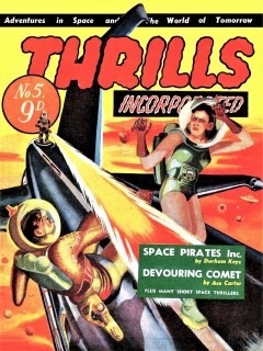 THRILLS INCORPORATED - July 1950