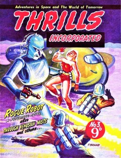 THRILLS INCORPORATED - May 1950