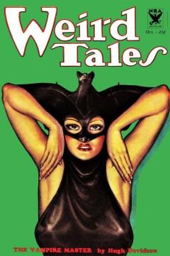 WEIRD TALES - October 1933