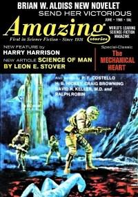 AMAZING STORIES - June 1968