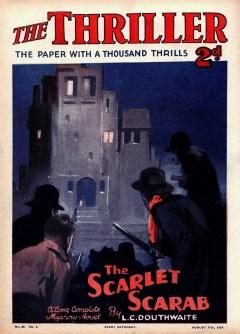 THE THRILLER - August 17, 1929