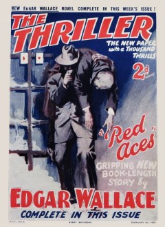 THE THRILLER - First issue. February 9, 1929