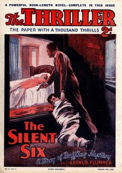 THE THRILLER - March 30, 1929