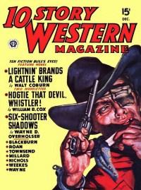 10 STORY WESTERN - December 1948