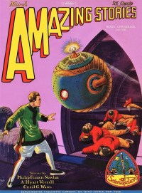 AMAZING STORIES - March 1929
