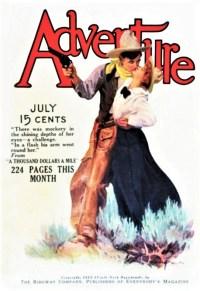 ADVENTURE - July 1912